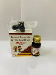 Ferrous Ascorbate  10mg  Folic Acid Drop 100mcg