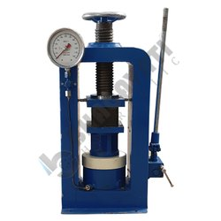 Hand Operated Testing Machine