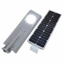 Lecia Power LED Aluminium Solar Street Light