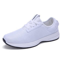 White Athletic Shoes