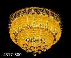 Glass Fancy LED Chandelier