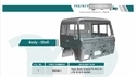 Tata Signa Ass Body Shell -lps 4923.s / Lps 4018.s