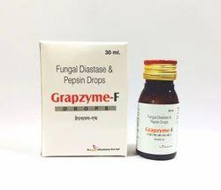 Fungal Diastase 50mg Pepsin 10 Mg Drops