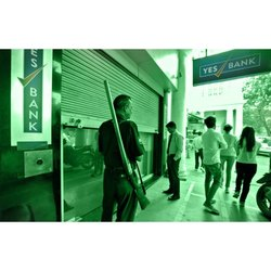 Corporate Armed Bank Security Service in Local