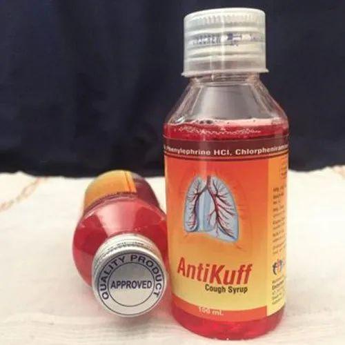 Antikuff Cough Syrup
