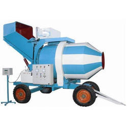 Mini Mobile Concrete Batching Plant Mixing Machine