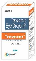 Travoprost 0.004% Eye Drops (Travocor)