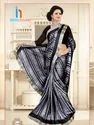 Check Print Bollywood Print Latkan Saree