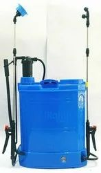 Blue Agricultural Backpack Sprayers