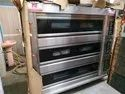 Gas 3 Deck 9 Trays with Digital Panel