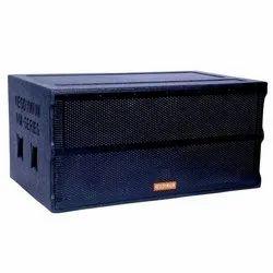 Neodymium audio Dj neodymium Dual 18 Inch RCF Style Bass Cabinet