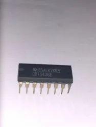 Encoders, Decoders, Multiplexers & Demultiplexers IC  CD4543BE