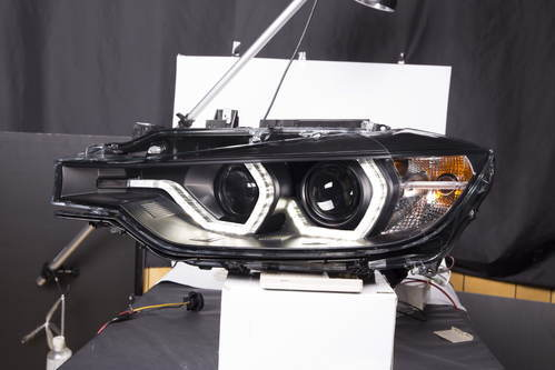 Bmw 3 Series F30 Projector 3d Look Led Headlight At Rs 39999 Pair