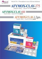 Amoxycillin 1Gm, Clavulanate Pot. 200mg