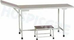 Hospital Simple Examination Table