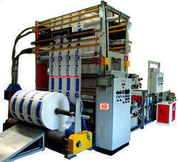 Flexographic Printing Machine, HR FP 501