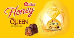 Honey Queen Center Filled Chocolate