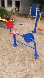 New Outdoor Gym Cycle, For Muscle Gain, 01