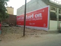 Wall Painting Brand Advertisement Services
