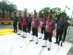 25 To 35 Educate Guard's Hotel Security Guard Service