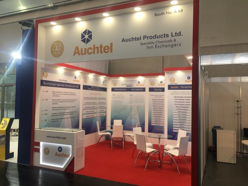 Custom Exhibition Stand Years : Custom exhibition stand for trade show stall decoration id