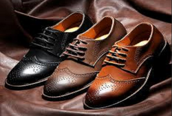 Black And Brown Formal Shoes