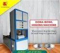 Dona Double Die Making Machine