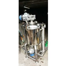 SS Mixing and Storage Tank