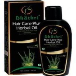 Hair Care Plus Herbal Oil, Normal, Packaging Size: 200 ml