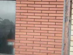 Brick Elevation Tile, Thickness: 12 mm