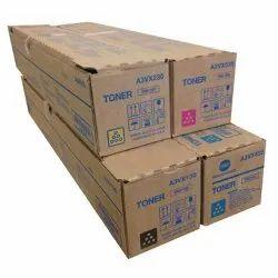 Konika Minolta Bizhub TN619 4 Pack Toner Cartridge