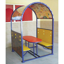 Kids Plastic Clubhouse