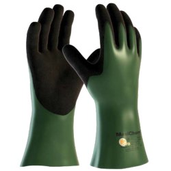Cut level3 ATG Maxichem 56-633 Safety Gloves