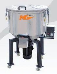 SS Vertical Batch Plastics Mixer