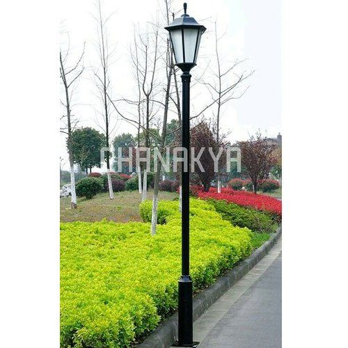 Color Coated Lamp Post