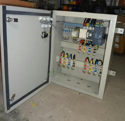 Stainless Steel PARV Auto Change Over Panel, IP Rating: IP33, For Industrial