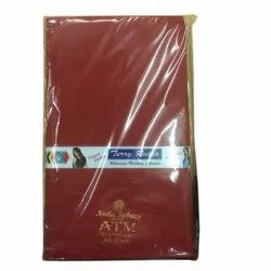 Red Cotton Inner Lining Fabric