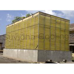 Fanless Cooling Tower, Square, for Industrial