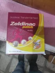 Zeldinac Transdermal Patch
