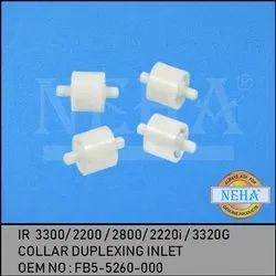 IR  3300/ 2200 / 2800/ 2220i / 3320G Collar Duplexing Inlet Oem No : Fb5-5260-000