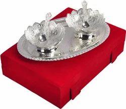 Flower Shape Decorative Bowl Set
