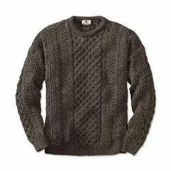 Brown V.P. Oswal Woolen Sweaters