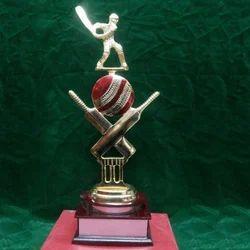 Cricket Metal Momento