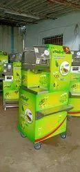 Sugar Cane Extractor with Ibuilt waste bin