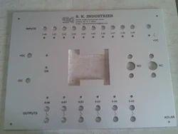 Panel Plate In Aluminium