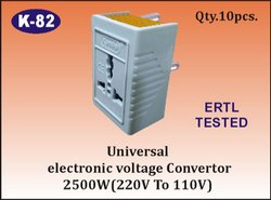 K-82 Universal Electronic Voltage Converter (2500W)