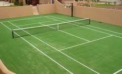 Lawn Tennis Court Flooring