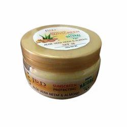Herbal Sunscreen Cream
