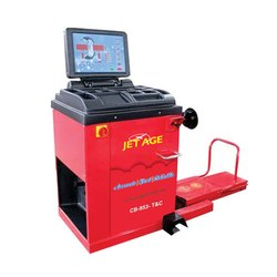 CB-853 Video graphic Wheel Balancer