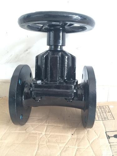 Diaphragm Valve Fluorine Pfa Lined Straight Diaphragm
